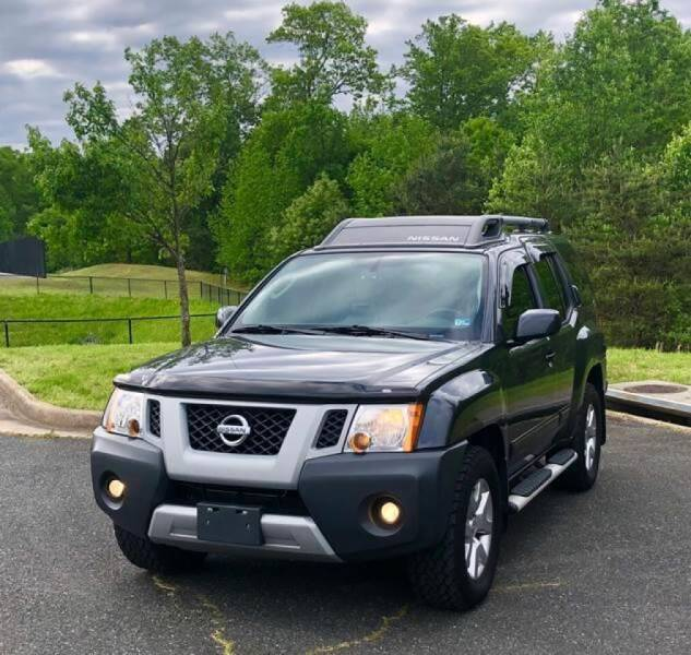 2010 Nissan Xterra for sale at ONE NATION AUTO SALE LLC in Fredericksburg VA