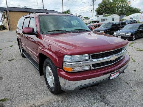 2004 Chevrolet Suburban for sale at ROYAL AUTO SALES INC in Omaha NE