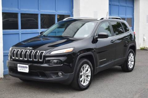 2017 Jeep Cherokee for sale at IdealCarsUSA.com in East Windsor NJ