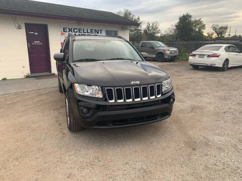 2013 Jeep Compass for sale at Excellent Autos of Orlando in Orlando FL