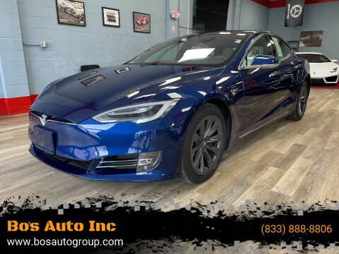 2019 Tesla Model S for sale at Bos Auto Inc in Quincy MA