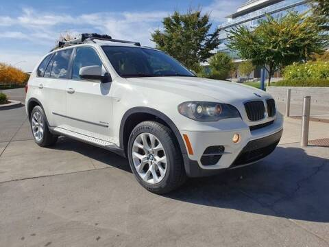 2011 BMW X5 for sale at Classic Car Deals in Cadillac MI