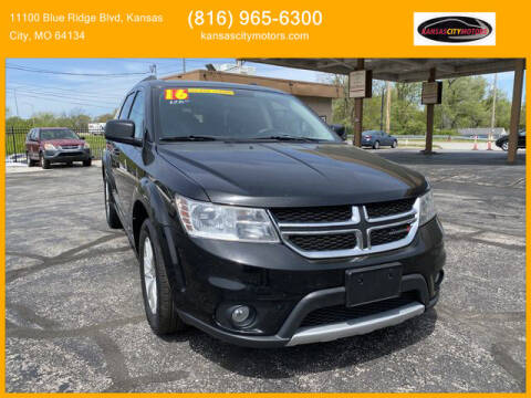 2016 Dodge Journey for sale at Kansas City Motors in Kansas City MO