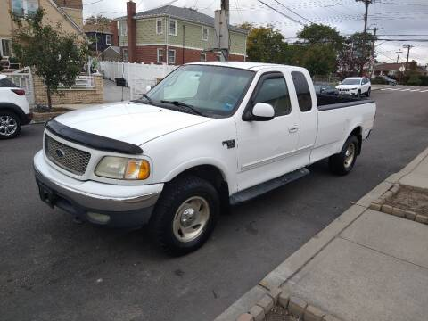 2001 Ford F-150 for sale at Blackbull Auto Sales in Ozone Park NY