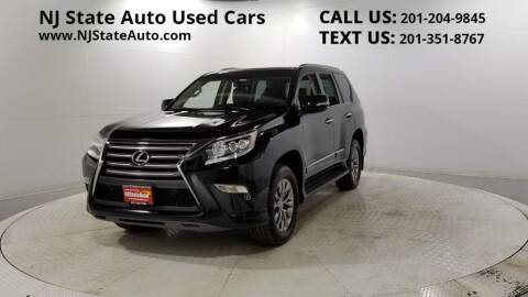 2016 Lexus GX 460 for sale at NJ State Auto Auction in Jersey City NJ