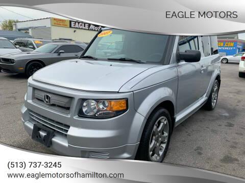 2007 Honda Element for sale at Eagle Motors in Hamilton OH