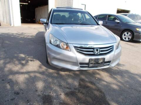 2011 Honda Accord for sale at ACH AutoHaus in Dallas TX
