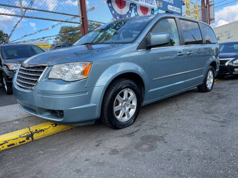 2010 Chrysler Town and Country for sale at Cypress Motors of Ridgewood in Ridgewood NY