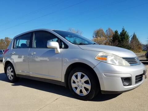 2007 Nissan Versa for sale at CarNation Auto Group in Alliance OH