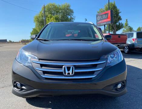 2014 Honda CR-V for sale at Rides Unlimited in Nampa ID