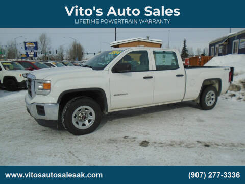 2014 GMC Sierra 1500 for sale at Vito's Auto Sales in Anchorage AK