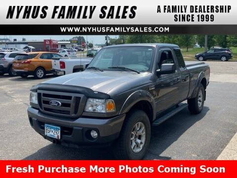 2011 Ford Ranger for sale at Nyhus Family Sales in Perham MN