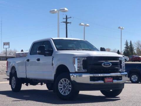 2018 Ford F-350 Super Duty for sale at Rocky Mountain Commercial Trucks in Casper WY
