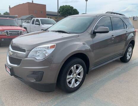 2012 Chevrolet Equinox for sale at Spady Used Cars in Holdrege NE