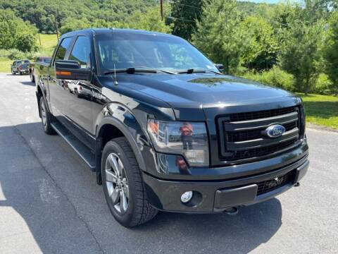 2014 Ford F-150 for sale at Hawkins Chevrolet in Danville PA