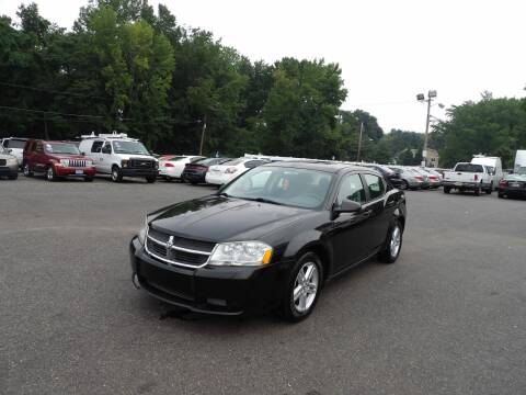 2008 Dodge Avenger for sale at United Auto Land in Woodbury NJ