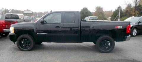 2008 Chevrolet Silverado 1500 for sale at KNOBEL AUTO SALES, LLC in Brookland AR