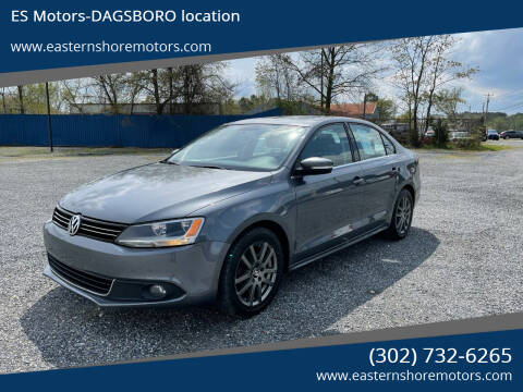 2011 Volkswagen Jetta for sale at ES Motors-DAGSBORO location in Dagsboro DE