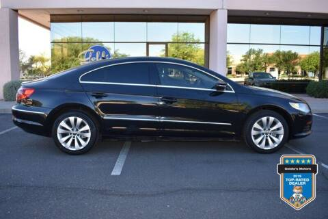 2012 Volkswagen CC for sale at GOLDIES MOTORS in Phoenix AZ