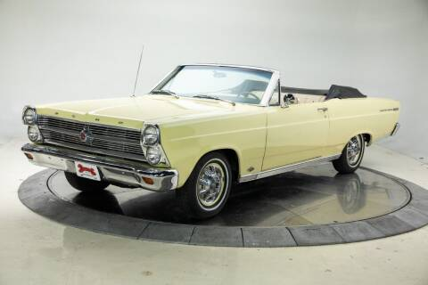 1966 Ford Fairlane 500 for sale at Duffy's Classic Cars in Cedar Rapids IA