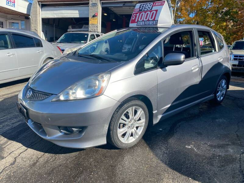 2009 Honda Fit for sale at White River Auto Sales in New Rochelle NY