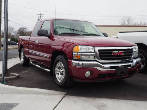 2005 GMC Sierra 1500 for sale at Messick's Auto Sales in Salisbury MD