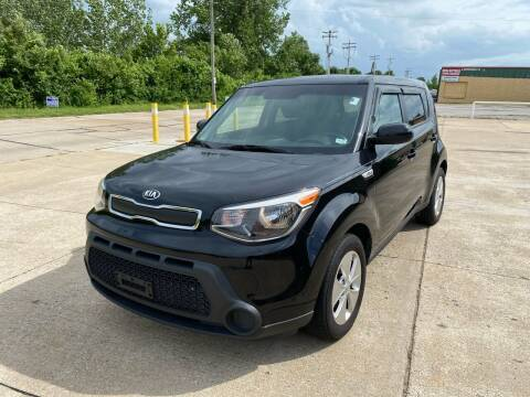 2015 Kia Soul for sale at Best Deal Auto Sales in Saint Charles MO