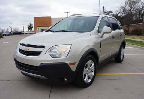 2013 Chevrolet Captiva Sport for sale at International Auto Sales in Garland TX