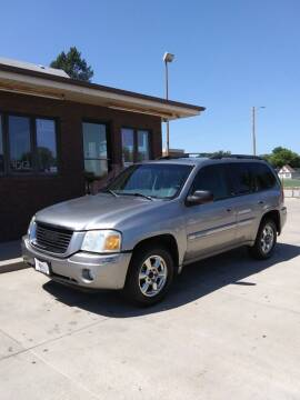 2002 GMC Envoy for sale at CARS4LESS AUTO SALES in Lincoln NE