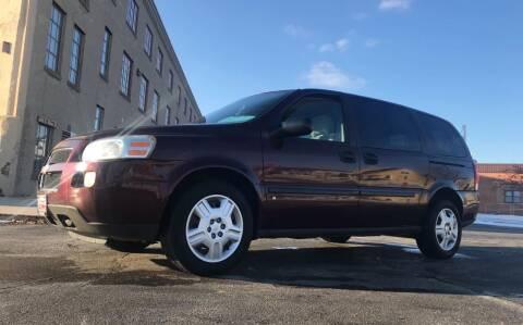 2008 Chevrolet Uplander for sale at Budget Auto Sales Inc. in Sheboygan WI