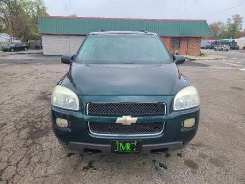 2005 Chevrolet Uplander for sale at Johnny's Motor Cars in Toledo OH