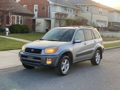 2001 Toyota RAV4 for sale at Reis Motors LLC in Lawrence NY