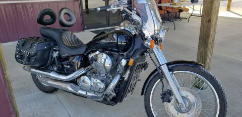 2013 Honda Shadow Spirit for sale at COOPER AUTO SALES in Oneida TN