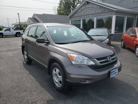 2010 Honda CR-V for sale at Empire Alliance Inc. in West Coxsackie NY