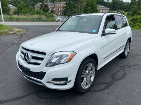 2014 Mercedes-Benz GLK for sale at Turnpike Automotive in North Andover MA