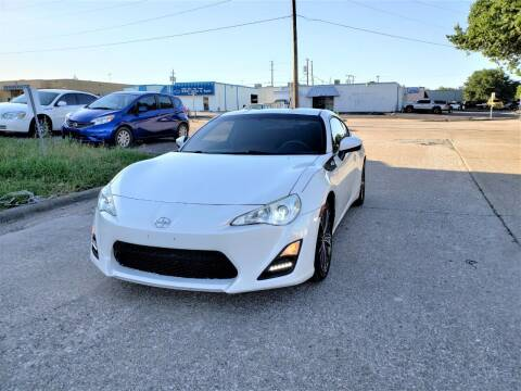 2013 Scion FR-S for sale at Image Auto Sales in Dallas TX