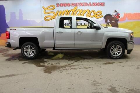 2018 Chevrolet Silverado 1500 for sale at Sundance Chevrolet in Grand Ledge MI