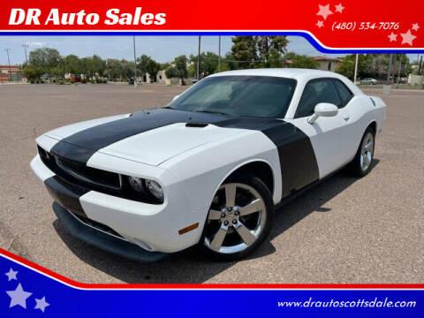 2011 Dodge Challenger for sale at DR Auto Sales in Scottsdale AZ