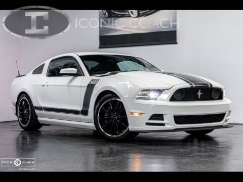 2013 Ford Mustang for sale at Iconic Coach in San Diego CA