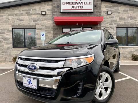 2013 Ford Edge for sale at GREENVILLE AUTO & RV in Greenville WI