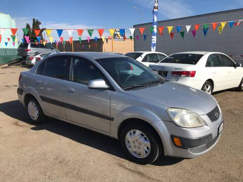 2008 Kia Rio for sale at Golden Coast Auto Sales in Guadalupe CA