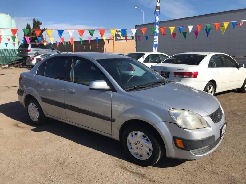 2008 Kia Rio for sale at Golden Coast Auto Sales in Guadalupe CA