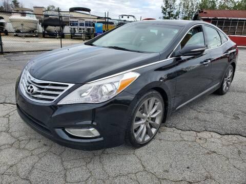 2013 Hyundai Azera for sale at GA Auto IMPORTS  LLC in Buford GA