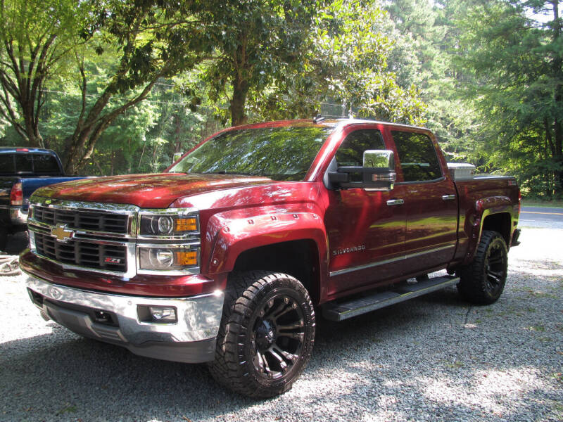 2014 Chevrolet Silverado 1500 for sale at White Cross Auto Sales in Chapel Hill NC