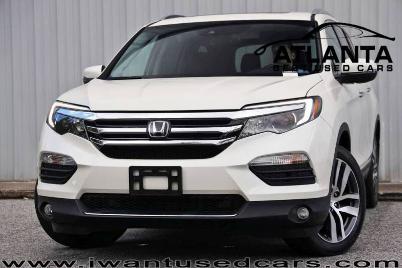 2017 Honda Pilot for sale in Norcross, GA