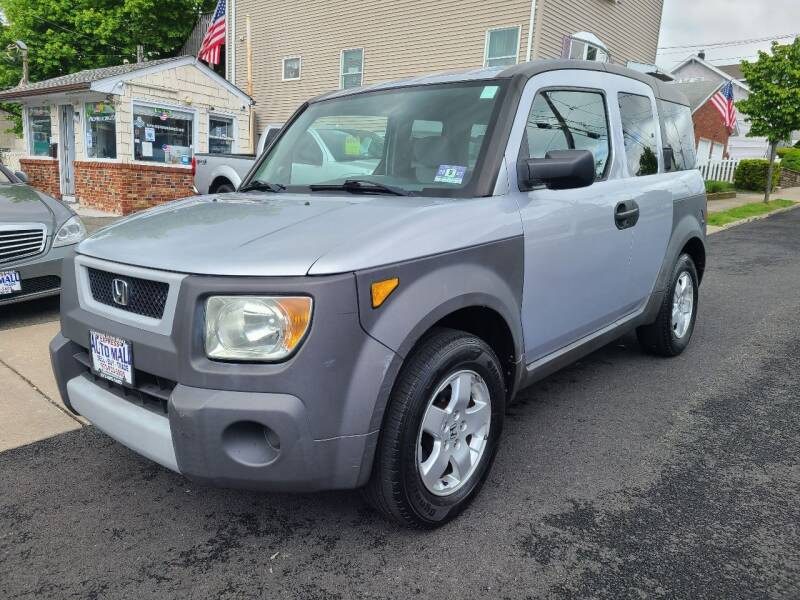 2003 Honda Element for sale at Express Auto Mall in Totowa NJ