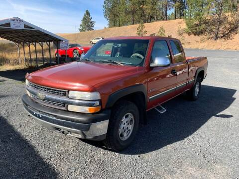 2001 Chevrolet Silverado 1500 for sale at CARLSON'S USED CARS in Troy ID