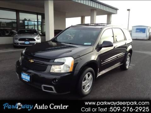 2008 Chevrolet Equinox for sale at PARKWAY AUTO CENTER AND RV in Deer Park WA