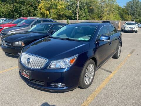 2011 Buick LaCrosse for sale at Midtown Motors in Beach Park IL