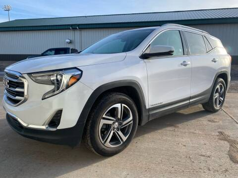 2020 GMC Terrain for sale at FAST LANE AUTOS in Spearfish SD